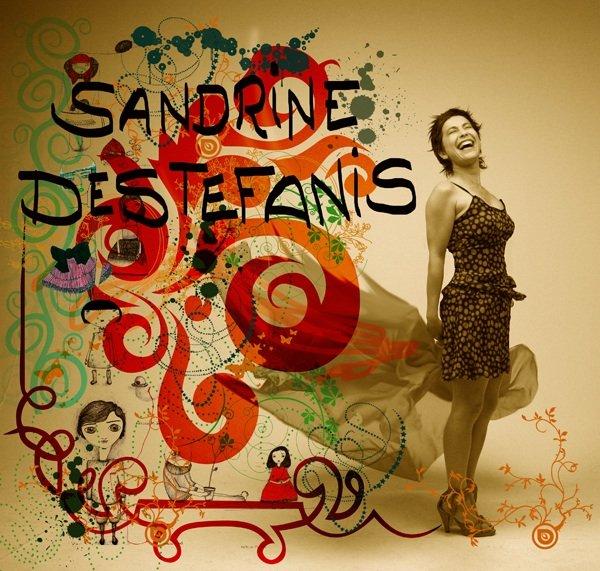 SANDRINE DESTEFANIS chant le Jazz et la musica do brazil