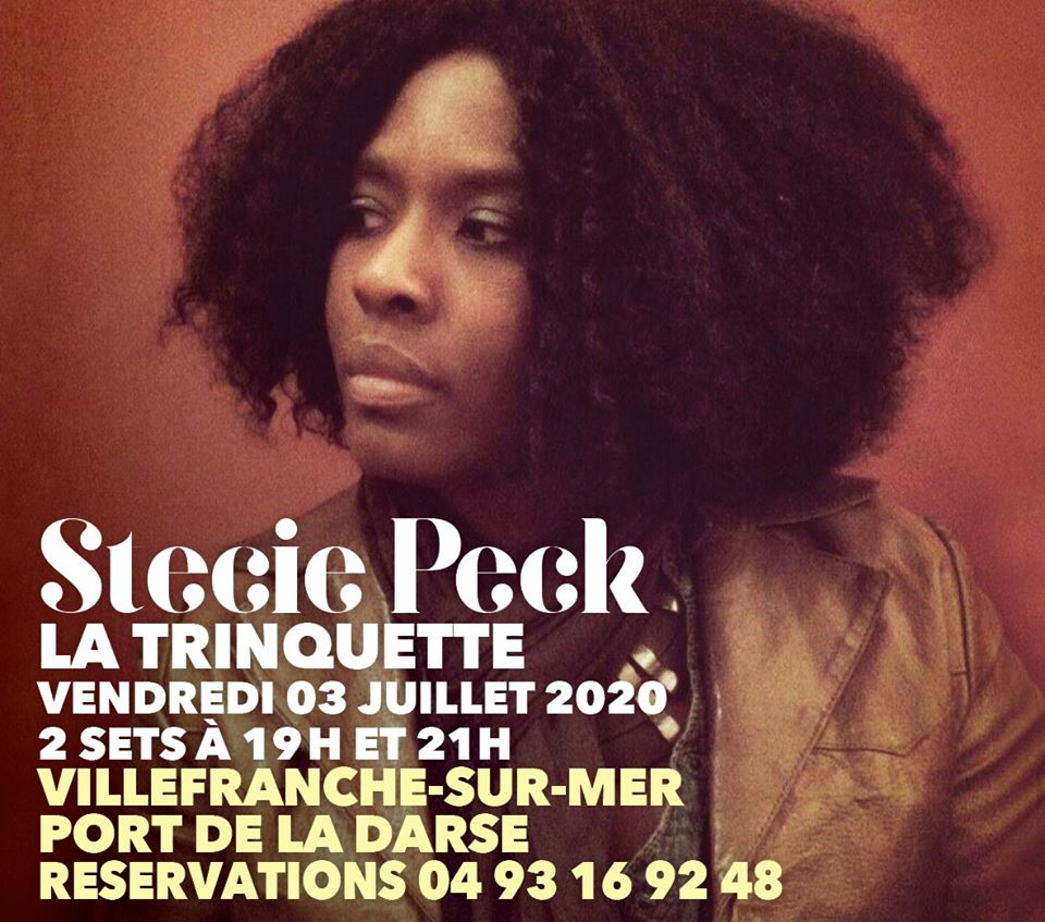 Stecie Peck § Wishes... afro-soul music